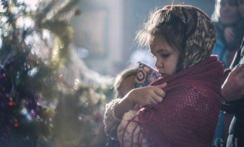 Рождество заставляет изменить себя, и это неудобно