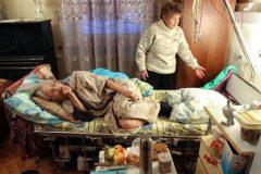 Елизавета Глинка: Умереть дома