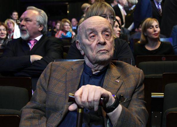 Скончался актер Леонид Броневой