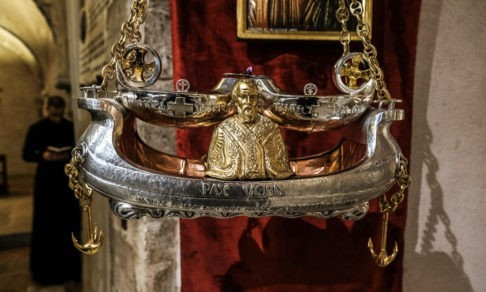 В Бари, к мощам святителя Николая (фото)