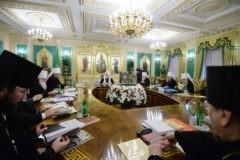 Синод сменил управляющих в пяти зарубежных епархиях