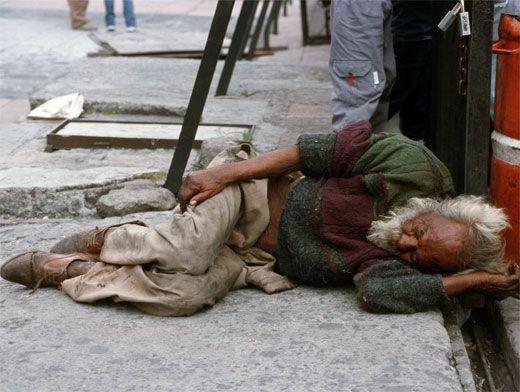 Елизавета Глинка: Их много – незащищённых, больных, бездомных