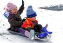 Бобслей по-кемеровски: главное, чтобы дети были довольны