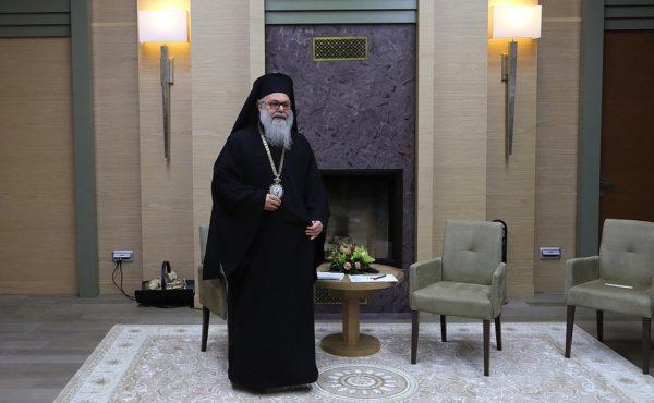 Патриарший госпиталь в Сирии поддержит Русская Церковь и Минобороны РФ