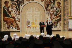 Президент России встретится с главами делегаций поместных православных церквей