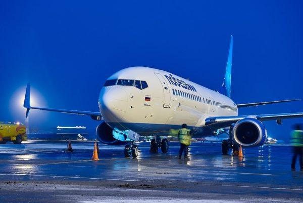 Экипаж и пассажиры самолета реанимировали ребенка  во время полета