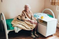 На создание системы ухода за пожилыми людьми выделят из бюджета 100 млн рублей