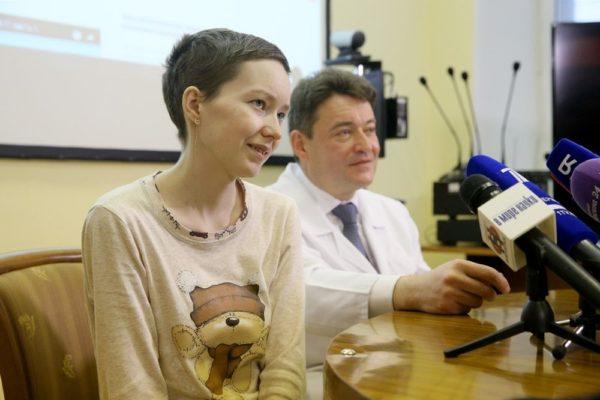 Российские онкологи полностью удалили опухоль Дарье Стариковой из Апатитов