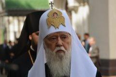 Церковь подтвердила подлинность письма главы «Киевского Патриархата»