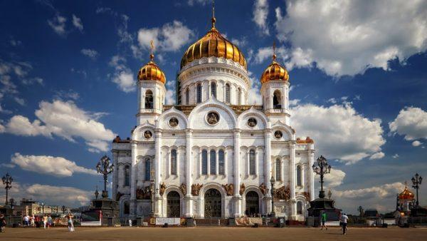 В Храме Христа Спасителя пройдет уникальная служба с участием всего епископата Русской Церкви