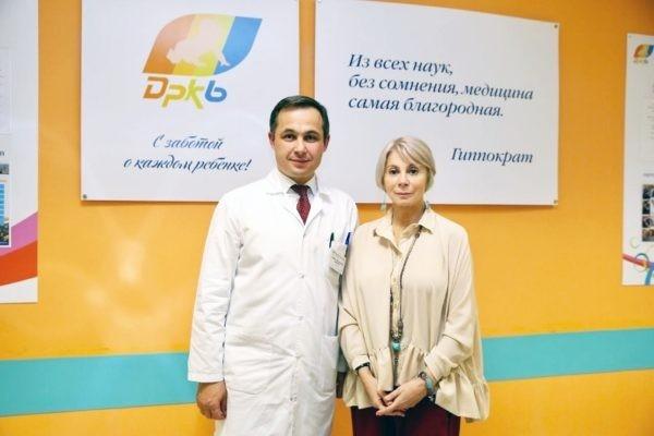 В Казани создан инновационный протез для детей с сосудистыми заболеваниями