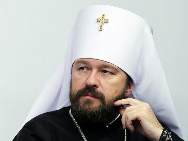 Митрополит Иларион разъяснил суть письма главы «Киевского Патриархата»