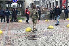 «Активисты Майдана» напали на священника УПЦ