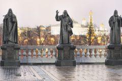 Священник Александр Волков: Памятник Патриарху Кириллу подчеркнет значение неразрывности истории Церкви