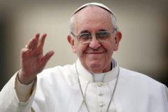 Папа Римский хочет изменить текст молитвы Господней