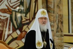Патриарх Кирилл: На Украине захвачено силой 50 храмов канонической Церкви