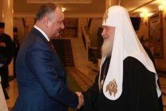 Патриарх Кирилл приедет в Молдову на Всемирный конгресс семей