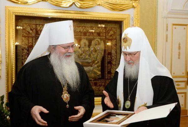 Межцерковные контакты помогают налаживанию отношений между Россией и США, считает Патриарх Кирилл