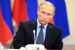 Владимир Путин заявил об участии в президентских выборах-2018
