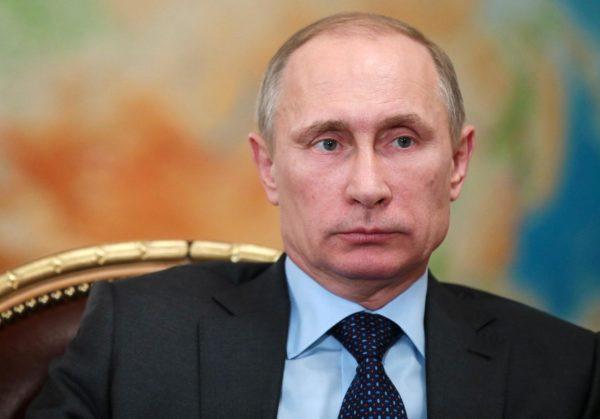 Владимир Путин прибыл на Архиерейский Собор