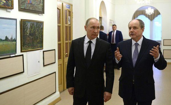Президент России поддержал введение «бессрочной инвалидности»