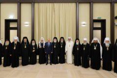 Россия поможет восстановить религиозные святыни в Сирии