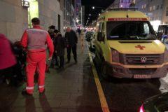 Российские врачи помогли прохожему в центре Стокгольма