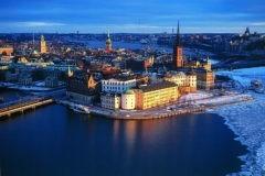 Шведские власти поблагодарили петербургских медиков за помощь прохожему в Стокгольме