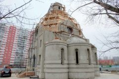Ежегодно Русская Церковь открывает почти 1500 новых храмов