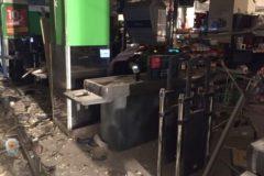 Восемь пострадавших при взрыве в Петербурге остаются в больницах