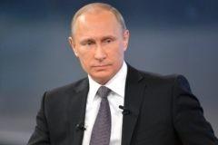 Владимир Путин призвал пресекать попытки пересмотра итогов ВОВ и отрицания Холокоста