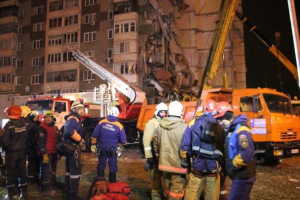 Житель обрушившегося дома в Юрьевце спас своих соседей