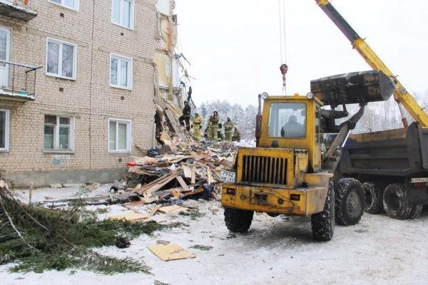 Прихожане Кинешемской епархии помогут пострадавшим от обрушения дома в Юрьевце