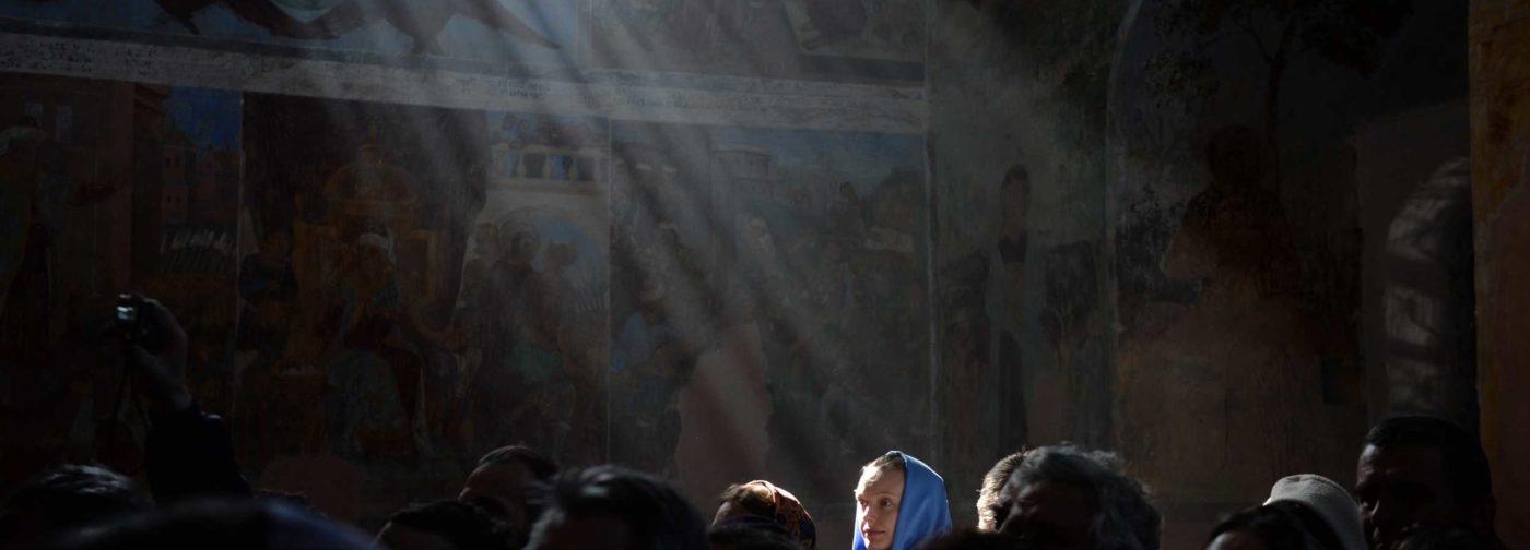 100 лет Русской Церкви в фотографиях
