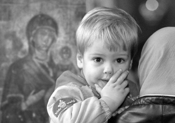 Архимандрит Андрей (Конанос): Мы все время передаем детям страх
