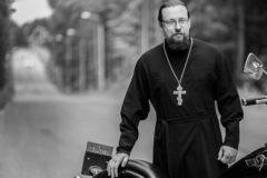 Священник Сергий Лабунский: Мотоцикл – не надуманный повод поговорить о вере