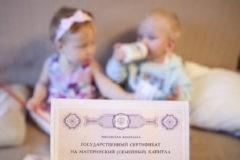 Закон о продлении программы маткапитала принят в первом чтении