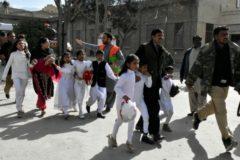 В христианском храме Пакистана произошел взрыв: 5 погибших