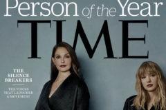 """Time назвал """"Человеком года"""" участников движения против сексуального насилия"""