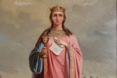 Церковь чтит память святой великомученицы Варвары