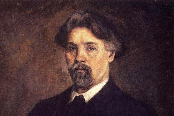 Василий Суриков – художник, который жил в двух временах