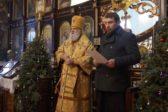 """Священник """"Киевского Патриархата"""" с большинством прихожан принес покаяние и…"""