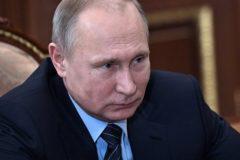 Владимир Путин сравнил коммунизм с христианством, а тело Ленина – с мощами святых