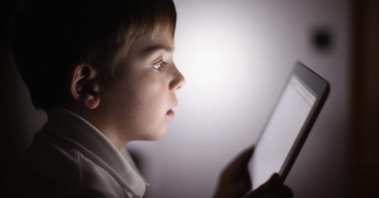 Подросток и интернет