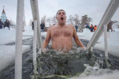 Протоиерей Георгий Митрофанов: Не шоу «православных моржей»