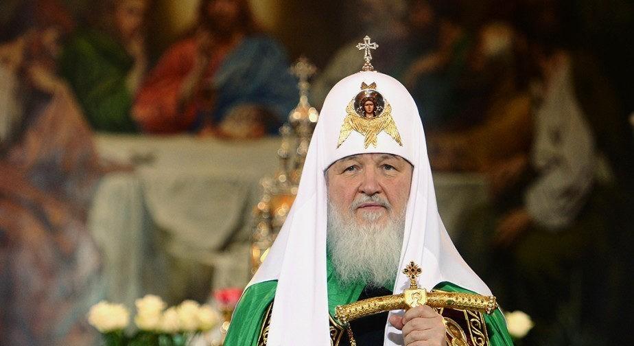Патриарх Кирилл: Верим, что народы исторической Руси сохранят и обновят свое духовное единство