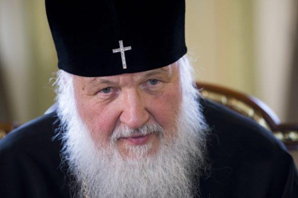 Патриарх Кирилл: Если Россия принимает на себя крест, то Бог даст и силы его нести