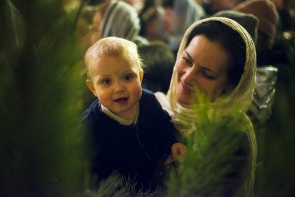 2% россиян в храме на Рождество – верить ли статистике