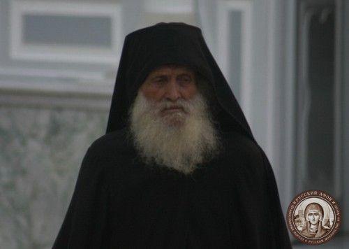 Преставился  старейший насельник Русского на Афоне Пантелеимонова монастыря