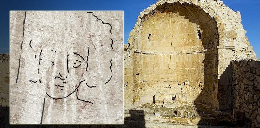 Образ Христа из пустыни Негев – что значит эта сенсация и при чем тут Зевс